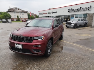 New 2019 Jeep Grand Cherokee Limited X SUV for sale near you in Ingersoll, ON