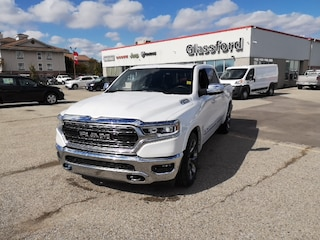 Demo Clearance 2019 Ram All-New 1500 Limited Truck Crew Cab for sale near you in Ingersoll, ON