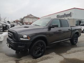 New 2020 Ram 1500 Classic Warlock Truck Crew Cab 20-105 for sale in Ingersoll, ON