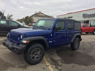 New 2018 Jeep All-New Wrangler Unlimited Sport S SUV for sale near you in Ingersoll, ON