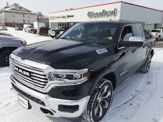 New 2019 Ram All-New 1500 Laramie Longhorn Truck Crew Cab for sale near you in Ingersoll, ON