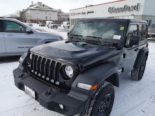 New 2019 Jeep Wrangler Sport SUV for sale near you in Ingersoll, ON