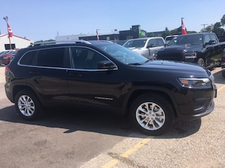 New Vehicles for sale 2019 Jeep New Cherokee North SUV in Ingersoll, ON