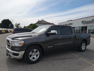 New 2019 Ram 1500 Big Horn Truck Crew Cab for sale near you in Ingersoll, ON