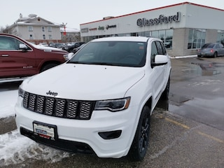 New 2020 Jeep Grand Cherokee Altitude SUV 20-098 for sale in Ingersoll, ON