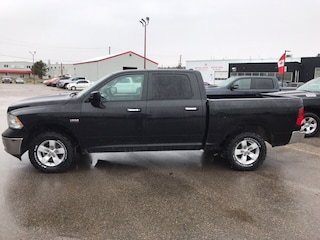 Demo Clearance 2017 Ram 1500 SLT Truck Crew Cab for sale near you in Ingersoll, ON