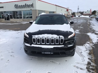 Demo Clearance 2018 Jeep Cherokee North SUV for sale near you in Ingersoll, ON