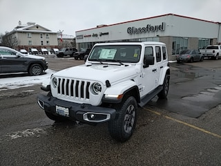 New Vehicles for sale 2019 Jeep Wrangler Unlimited Sahara SUV in Ingersoll, ON