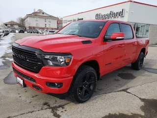 New 2020 Ram 1500 Big Horn Night Edition Truck Crew Cab 20-100 for sale in Ingersoll, ON