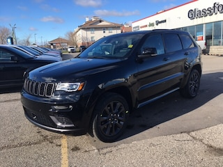 New 2019 Jeep Grand Cherokee High Altitude SUV for sale near you in Ingersoll, ON