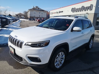 New 2020 Jeep Cherokee North SUV 20-103 for sale in Ingersoll, ON