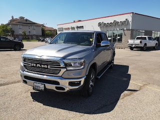 New 2019 Ram All-New 1500 Laramie Truck Crew Cab 19-274 for sale in Ingersoll, ON