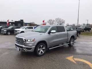 Demo Clearance 2019 Ram 1500 Laramie Truck Crew Cab for sale near you in Ingersoll, ON