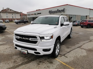 New 2020 Ram 1500 Big Horn Truck Crew Cab 20-088 for sale in Ingersoll, ON