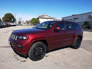 New 2019 Jeep Grand Cherokee Altitude SUV for sale near you in Ingersoll, ON