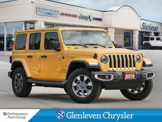 2019 Jeep Wrangler Unlimited JL Unlimited Sahara Advanced Safety Group Dual Top SUV