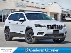 2019 Jeep New Cherokee Altitude remote start blind spot  SUV