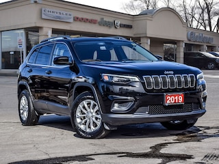 2019 Jeep Cherokee North 4x4 Heated Seats Power Liftgate Remote Start SUV