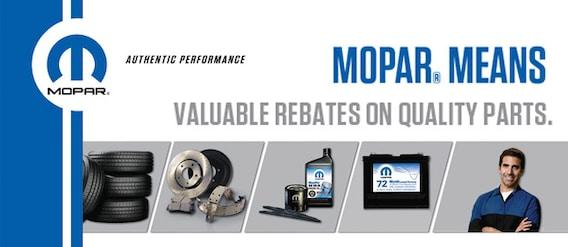 Mopar Parts Centre | Glenleven Chrysler
