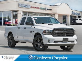 2019 Ram 1500 Classic Express Night Edition sport performance hood Truck Quad Cab