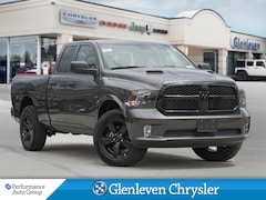 2019 Ram 1500 Classic Express Night sport performance hood Truck Quad Cab