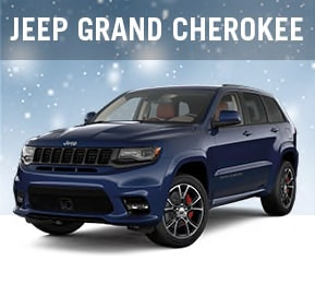 Jeep Grand Cherokee Winter Tires