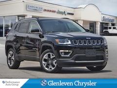 2019 Jeep Compass Limited navigation pano roof pwr liftgate SUV
