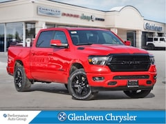 2020 Ram 1500 Big Horn Night Edition Truck Crew Cab