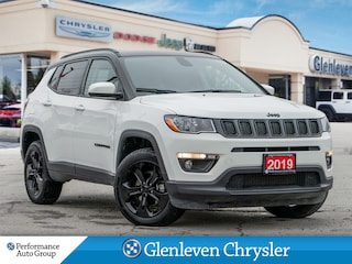 2019 Jeep Compass 4x4 Pano Roof Beats Sound System Power Tailgate SUV