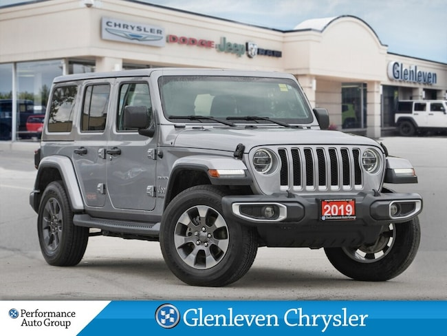 2018 Jeep Wrangler Unlimited JL Sahara Leather Navigation SUV