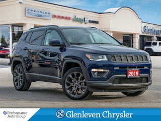 2019 Jeep Compass Limited High Altitude 4x4 Leather Navi Pano Roof SUV