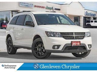 2016 Dodge Journey SXT Blacktop Package Heated Seats SUV