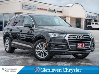 2018 Audi Q7 Progressiv Leather Navigation Pano Roof SUV