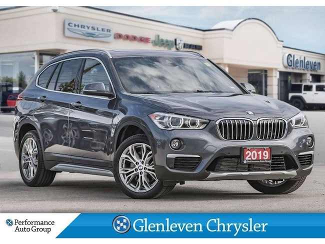 2019 BMW X1 XDRIVE28I Premium Package  leather SUV
