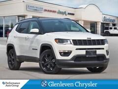 2019 Jeep Compass Altitude remote start navigation pwr liftgate SUV