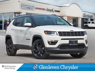 2019 Jeep Compass Altitude remote start navigation pwr liftgate SUV