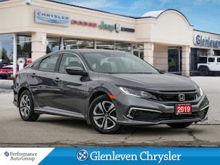 2019 Honda Civic Sedan LX+ Honda Sensing Technology Heated Seats Sedan
