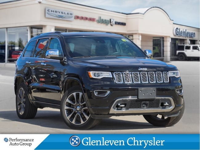 2017 Jeep Grand Cherokee Leather Active Safety Group Navigation Pano Roof SUV
