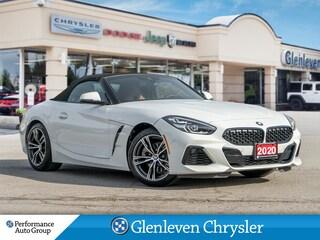 2020 BMW Z4 Sdrive30i Premium Enhanced pkg M Sport Pkg Convertible