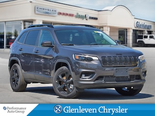 2019 Jeep New Cherokee Altitude remote start pwr lift gate trailer tow SUV