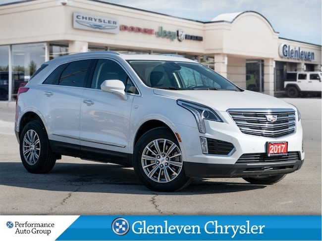 2017 Cadillac XT5 Luxury AWD Driver Alert Package Navigation SUV