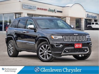 2018 Jeep Grand Cherokee Overland Leather Navi Panoroof air Suspension SUV