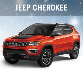 Jeep Cherokee Winter Tires