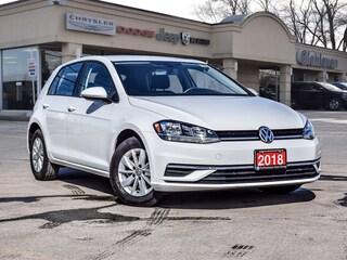 2018 Volkswagen Golf 1.8T Trendline+ Heated Seats Alloys LED Lights Hatchback