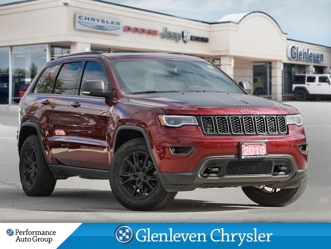 2019 Jeep Grand Cherokee Trailhawk Pano Roof Leather Navigation SUV