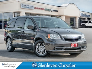 2016 Chrysler Town & Country Touring-L Leather Navigation Full Stow n Go
