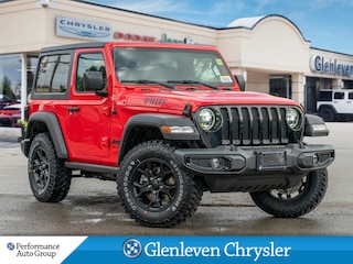 2021 Jeep Wrangler Willy's Edition SUV