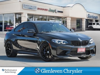2018 BMW M2 Coupe Automatic Navigation Coupe