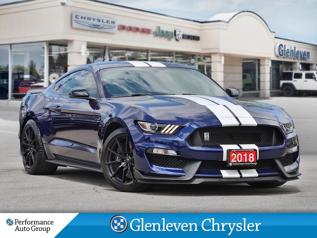2018 Ford Mustang Shelby GT350 Convenience Package Stripes Coupe