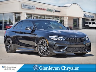 2019 BMW M2 Competition Navigation Leather Coupe